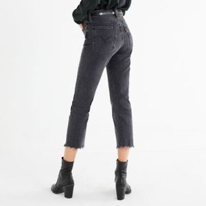"""Levi's Wedgie High Rise """"That Girl"""" Jeans"""